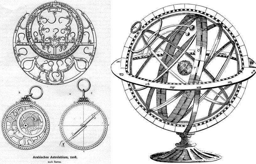 meryem el-icliye nin tasarladığı usturlab